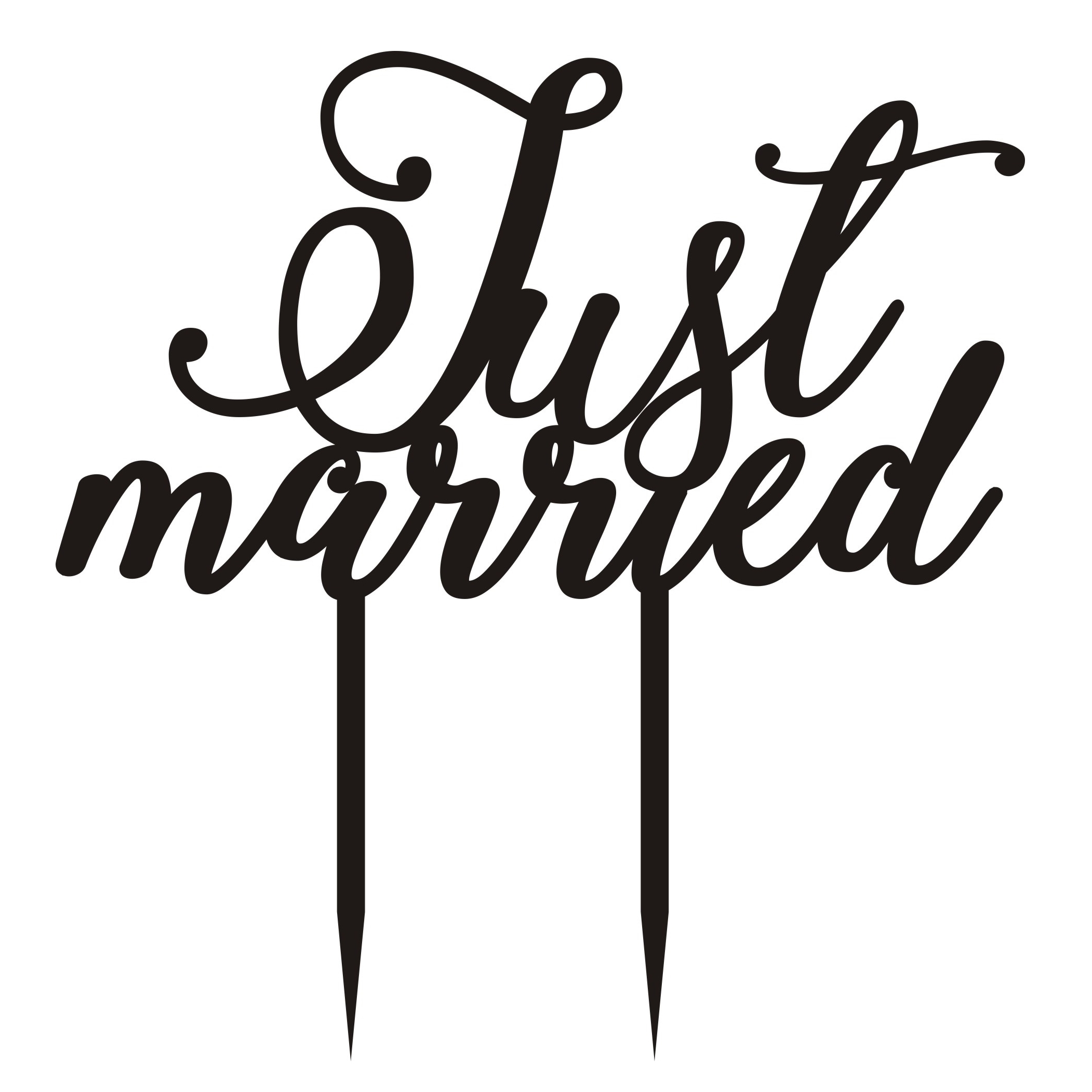 just-married-vjencanje-dekoracija-ukras-torta-sveisvasta