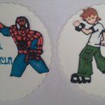 7784-secerna-jestiva-dekoracija-torta-spiderman-ben10-sveisvasta