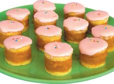 Punč tortice