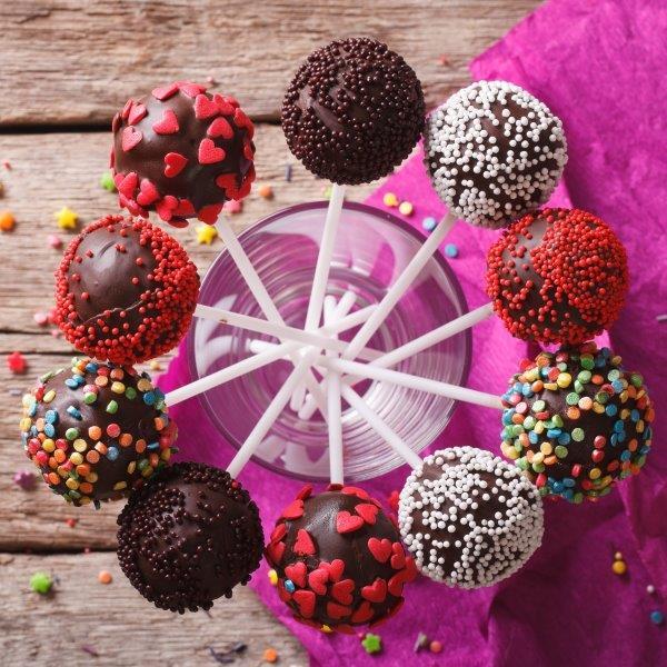 Lizalice, lollipop, cakepop