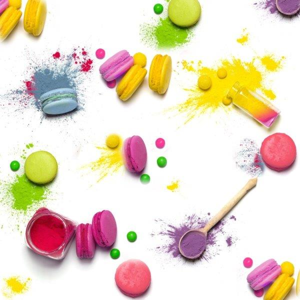 Prehrambene boje