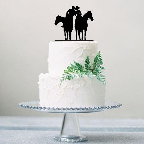 ukras-za-tortu-vjencanje-konj-mladneci-jahanje-sveisvasta