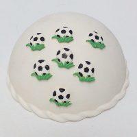 jestiva-dekoracija-lopta-nogomet-šećer-ukras-torta-rodjendan