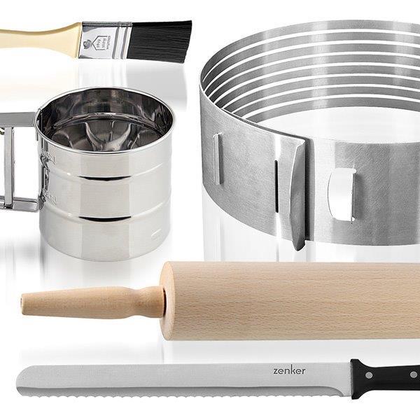 Slastičarski i kuhinjski pribor