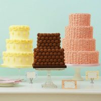 Šećerne mase, glazure i sirovine