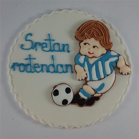 torta sretan rođendan Pločica s likom   Sve i svašta torta sretan rođendan