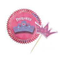 posuda-kapsula-papirnati-minjon-košara-muffin-cupcake-dekoracija-rincess-princeza-rozo-rodjendan-sveisvasta (1)