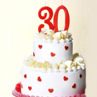 svijeće za rođendan Velika svijeća broj   Sve i svašta svijeće za rođendan