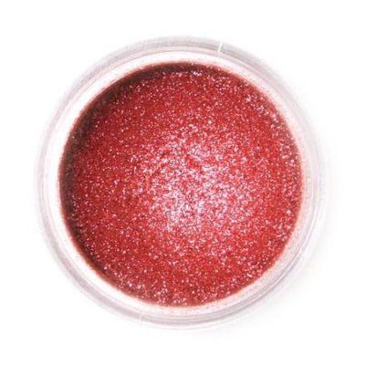 svjetlucava-tamno-crvena-boja-jestiva-dust-prah-sveisvasta