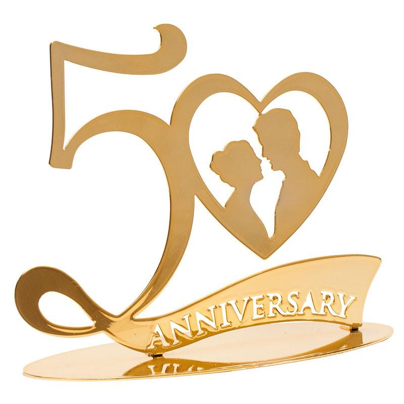 čestitke za zlatni pir Ukras za 50. godišnicu braka čestitke za zlatni pir